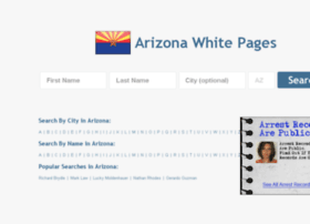 arizona-white-pages.com