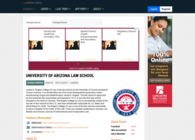 arizona.lawschoolnumbers.com