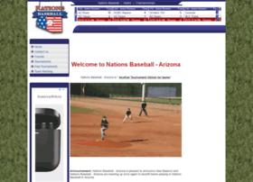 arizona.nations-baseball.com
