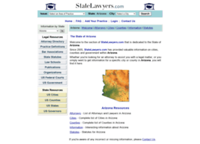 arizona.statelawyers.com
