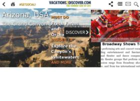 arizona.vacations2discover.com