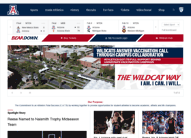 arizonaathletics.com