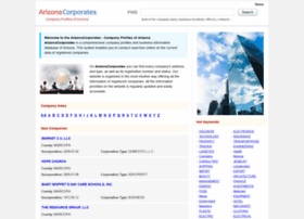 arizonacorporates.com