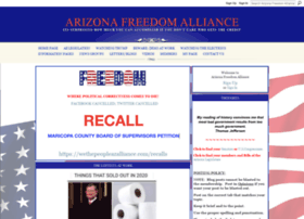 arizonafreedomalliance.ning.com