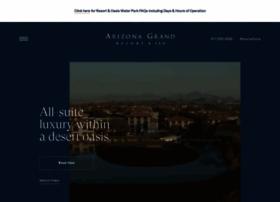 Arizonagrandresort.com