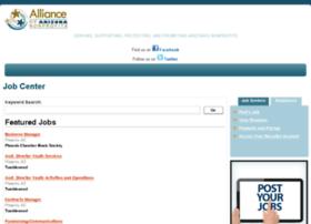 arizonanonprofits-jobs.jobtarget.com