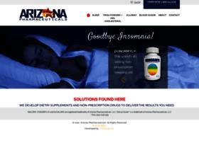 arizonapharmaceuticals.com