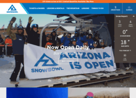 arizonasnowbowl.com