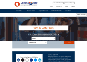 arizonaworkforceconnection.com