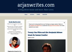 arjanwrites.com