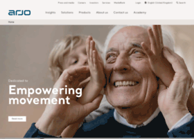 arjohuntleigh.co.uk