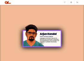 arjunkandel.com