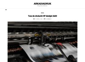 arkadiadruk.pl