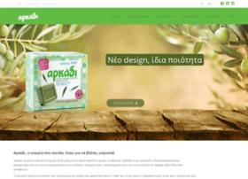 www.arkadisoap.gr Visit site