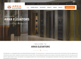 arkaelevators.com