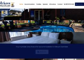arkanamotorinn.com.au