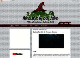 arkanosdovale.blogspot.com.br