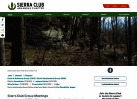 arkansas.sierraclub.org