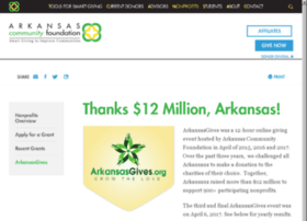 arkansasgives.org