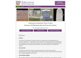 arkansasgravestones.org