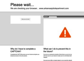 arkansasjobdepartment.com
