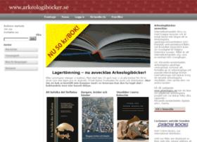 arkeologibocker.se