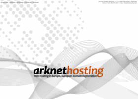 arknethosting.com