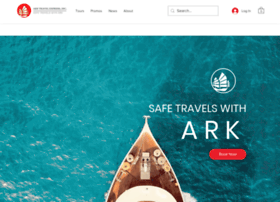 arktravelexpress.com