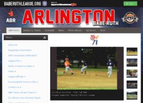 arlington-babe-ruth.sportssignupapp.com