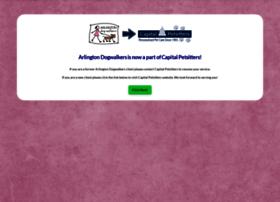 arlington-dogwalkers.com