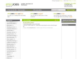 arlington.ipsojobs.com