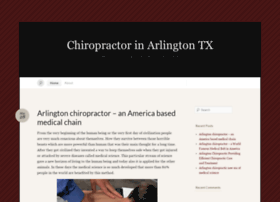 arlingtonchirorpractor.wordpress.com