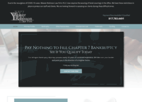 arlingtontxbankruptcy.com
