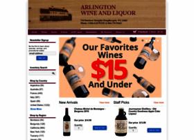 arlingtonwine.net