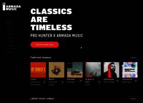 armadamusic.com