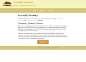 armadillosandwich.com