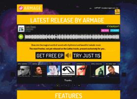 armagemusic.com