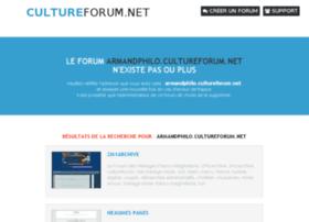 armandphilo.cultureforum.net