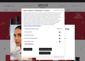 armanibeauty.de
