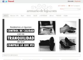 armariodelujo.com