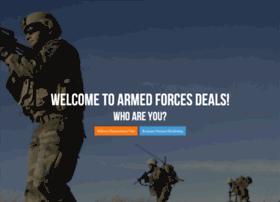 armedforcesdeals.com
