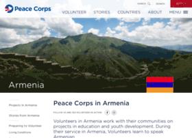 armenia.peacecorps.gov