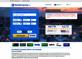 armenia.rentalcargroup.com