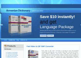 armenian-dictionary.com