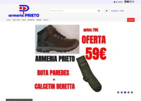 armeriaprieto.com