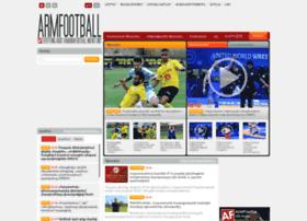 armfootball.com