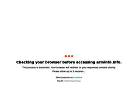 arminfo.info