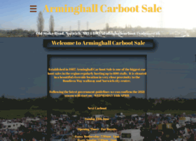 arminghallcarboot.co.uk