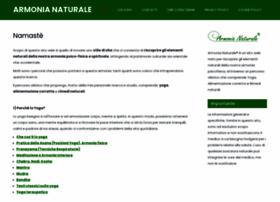 armonianaturale.com