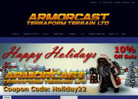armorcast.com